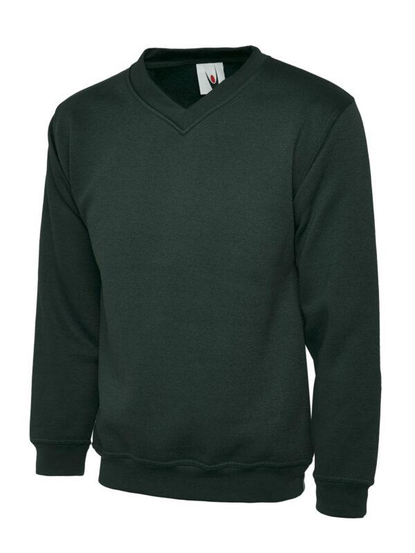 Premium V-Neck Sweatshirt